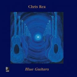 CHRIS REA - Blue Guitars (Limited earBook) 11 CD+1 DVD