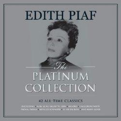 EDITH PIAF -  Platinum Collection / vinyl bakelit / 3xLP