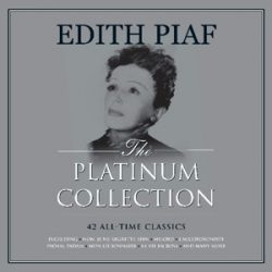 EDITH PIAF -  Platinum Collection BORÍTÓSÉRÜLT! / vinyl bakelit / 3xLP