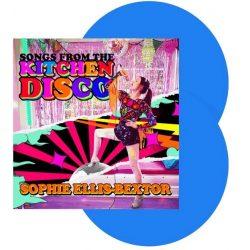 SOPHIE ELLIS BEXTOR -  Songs From the Kitchen Disco: Sophie Ellis-Bextor's Greatest Hits / színes vinyl bakelit / 2XLP
