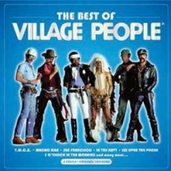 VILLAGE PEOPLE - Best of / vinyl bakelit / 2xLP