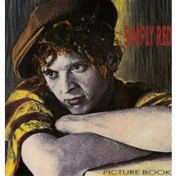 SIMPLY RED - Picture Book / vinyl bakelit / LP