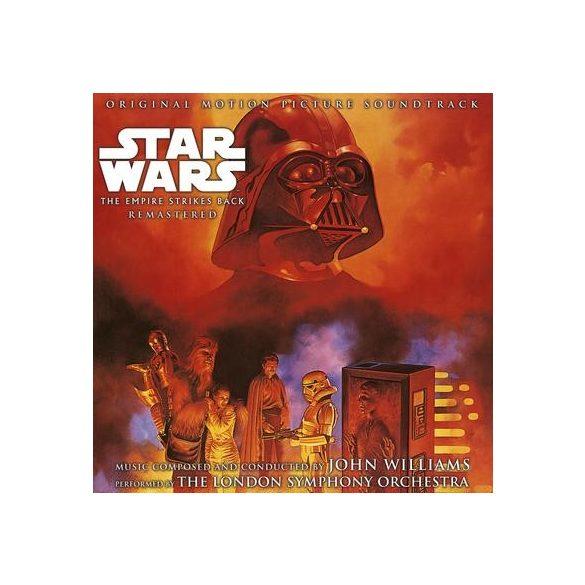 Star Wars - Episode V: The Empire Strikes Back / vinyl bakelit / 2xLP