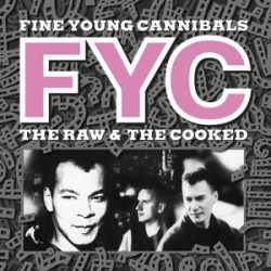 FINE YOUNG CANNIBALS - Raw and the Cooked / színes vinyl bakelit / LP