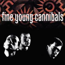 FINE YOUNG CANNIBALS - Fine Young Cannibals / színes vinyl bakelit / LP