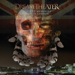 DREAM THEATER Distant Memories - Live In London / 3cd + 2 blu-ray / BRD