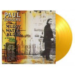 PAUL RODGERS - Muddy Water Blues / limitált színes vinyl bakelit / 2xLP