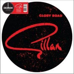 GILLAN - Glory Road / picture vinyl bakelit / LP