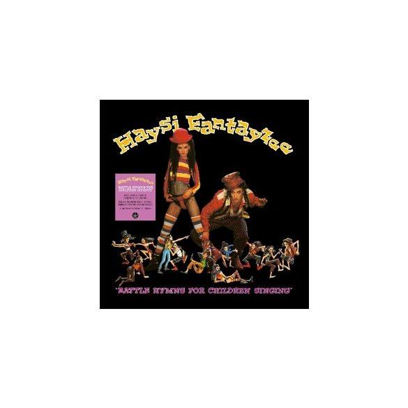 HAYSI FANTAYZEE - Battle Hymns For Children Singing / limitált színes vinyl bakelit / 2xLP