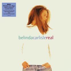 BELINDA  CARLISLE - Real / vinyl bakelit / LP
