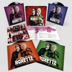 ROXETTE - Bag of Trix: Music From the Roxette Vaults / vinyl bakelit box / 4xLP