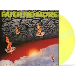 FAITH NO MORE - Real Thing / színes vinyl bakelit / LP