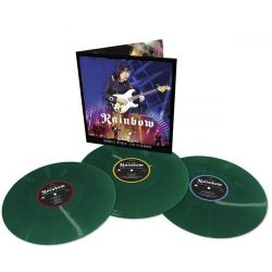 RITCHIE'S BLACKMORE RAINBOW - Memories In Rock: Live In Germany / színes vinyl bakelit / 3xLP
