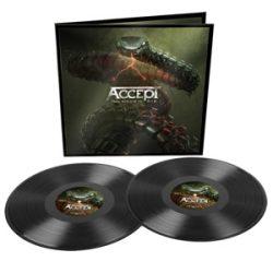 ACCEPT - Too Mean To Die / vinyl bakelit / 2xLP
