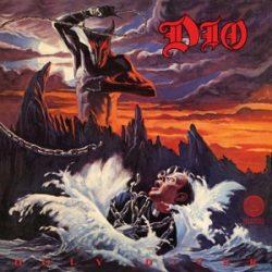 DIO - Holy Diver / vinyl bakelit / LP