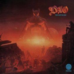 DIO - Last In Line / vinyl bakelit / LP