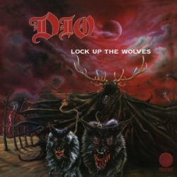 DIO - Lock Up the Wolves / vinyl bakelit / 2xLP