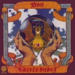 DIO - Sacred Heart / vinyl bakelit / LP