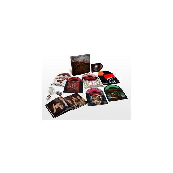 KREATOR - Under the Guillotine / vinyl bakelit box / LP BOX