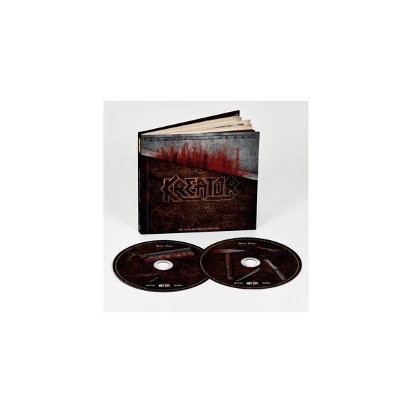 KREATOR -  Under the Guillotine  / 2cd / CD