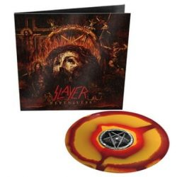 SLAYER - Repentless / színes vinyl bakelit / LP