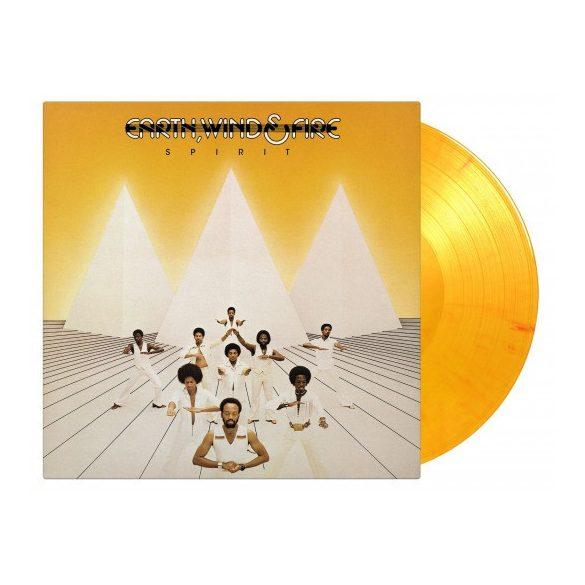 EARTH, WIND & FIRE - Spirit / limitált színes vinyl bakelit / LP