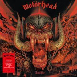MOTORHEAD - Sacrifice / vinyl bakelit / LP
