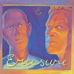 ERASURE - Erasure / vinyl bakelit / LP