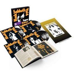 BLACK SABBATH - Vol.4 / vinyl bakelit box / 5xLP