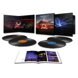 DAVID GILMOUR -  Live At Pompeii / vinyl bakelit / 4xLP