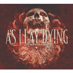 AS I LAY DYING - Powerless Rise / vinyl bakelit / LP