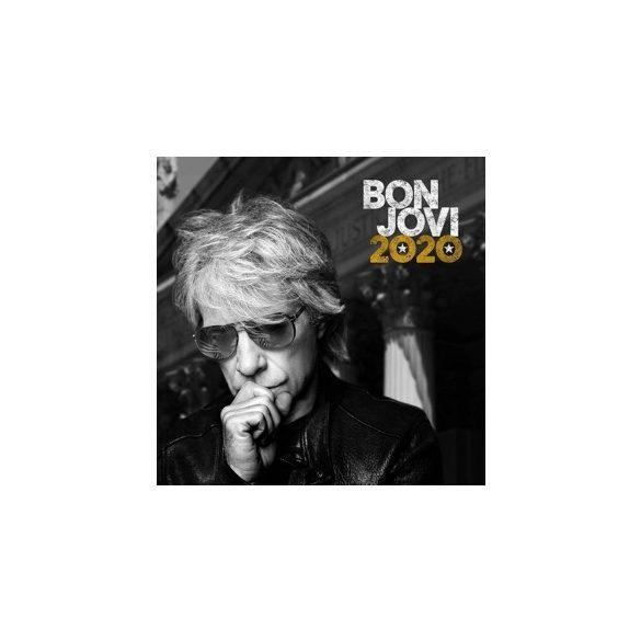 BON JOVI - Bon Jovi 2020 / vinyl bakelit / LP
