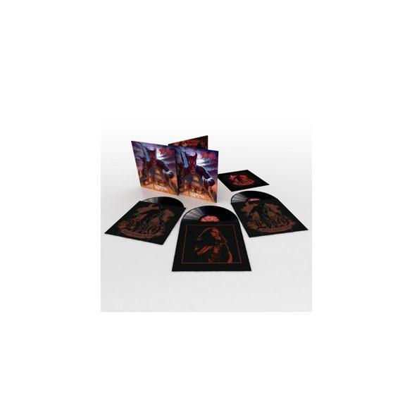 DIO - Holy Diver Live / limitált vinyl bakelit / 3xLP
