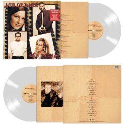 ACE OF BASE - Bridge BORÍTÓSÉRÜLT! / clear vinyl bakelit / LP