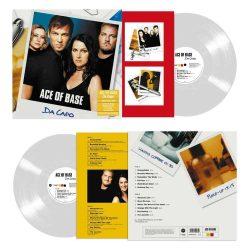 ACE OF BASE - Da Capo / limitált clear vinyl bakelit / LP