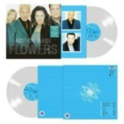 ACE OF BASE - Flowers / limitált clear vinyl bakelit / LP