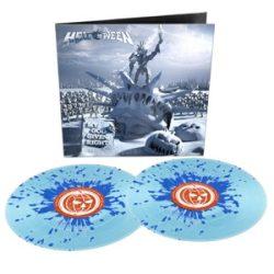 HELLOWEEN - My God-Given Right / színes vinyl bakelit / LP