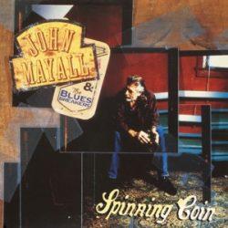 JOHN MAYALL & THE BLUESBREAKERS - Spinning Coin / limitált színes vinyl bakelit / LP
