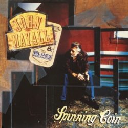 JOHN MAYALL - Spinning Coin / vinyl bakelit / LP