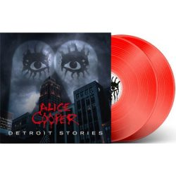 ALICE COOPER - Detroit Stories / red vinyl bakelit / 2xLP
