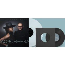 """MORCHEEBA - Blackest Blue / White Vinyl + 7"""" vinyl bakelit / 2xLP"""