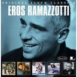 EROS RAMAZZOTTI - Original Album Classics / 5cd / CD