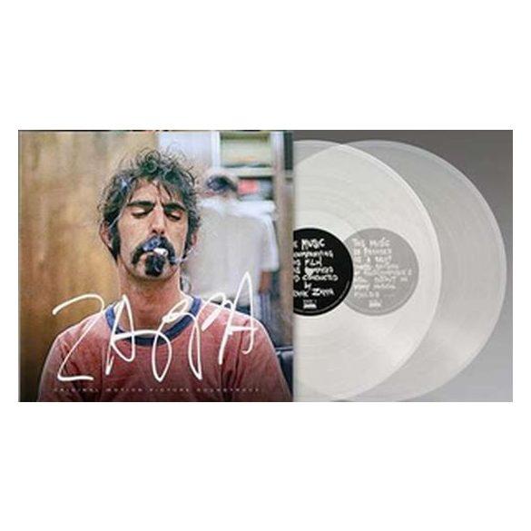 FILMZENE - FRANK ZAPPA - Zappa / színes vinyl bakelit / 2xLP