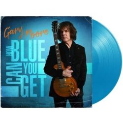 GARY MOORE - How Blue Can You Get / színes vinyl bakelit / LP