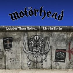 MOTÖRHEAD - Louder Than Noise... Live In Berlin / vinyl bakelit box set / LP