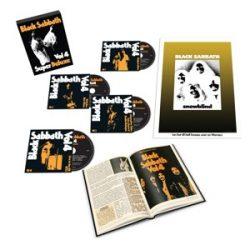BLACK SABBATH - Vol.4 / 4cd / CD