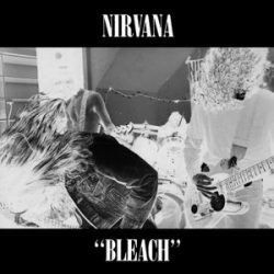 NIRVANA - Bleach / deluxe vinyl bakelit / 2xLP