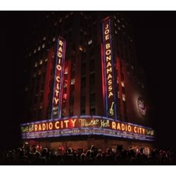 JOE BONAMASSA - Live At Radio City Music Hall / vinyl bakelit / 2xLP