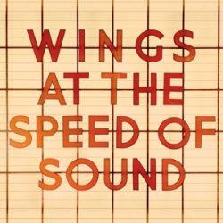 PAUL MCCARTNEY & THE WINGS - At The Speed Of Sound  / vinyl bakelit / LP
