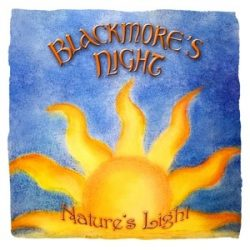 BLACKMORE'S NIGHT - Nature's Light / vinyl bakelit / 2xLP